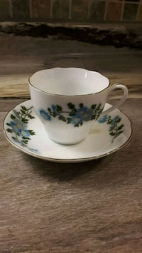 Tea cup with saucer London, N6K 2G7