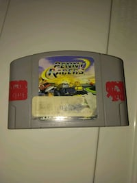 Penny racers n64 nintendo 64 video game Hamilton, L0R 1C0