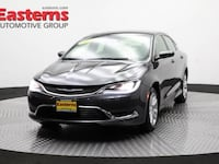 2015 Chrysler 200 Limited Alexandria, 22304