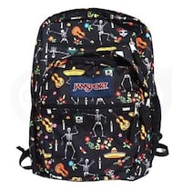 Jansport Day if the Dead Backpack! Herndon, 20170