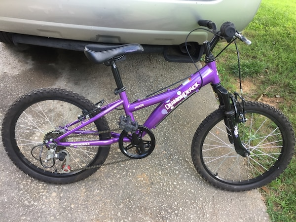"Diamondback Tess 20 Girls Bike 16"" Wheels"