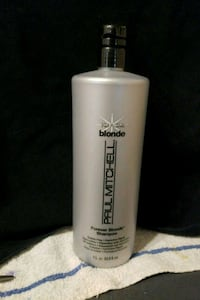 Forever blonde shampoo L - NEW Edmonton, T5Y 0M8