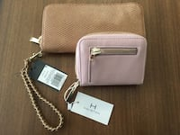 Brand New Clutch & Wristlet Wallets original tags, H by Halston brand Phoenix, 85013