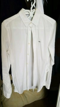Lacoste button up shirt slim fit  Sarnia, N7T 7V5