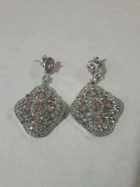 13ct Ruby Coloured Earrings Markham, L6C 2K7