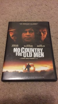No Country For Old Men DVD Martinsburg, 25404