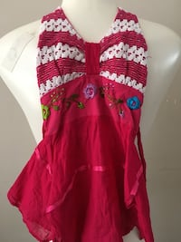 2 Mexican baby girl dresses (3-9onths)