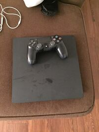 PS4 with games, and controller. Newport News, 23601