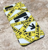 Off White Designer Streetwear iPhone Case. Fairfax, 22033