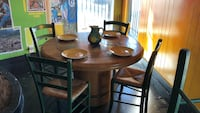 Handmade Wooden table made by a Famous Mexican Immigrant Los Angeles, 90049