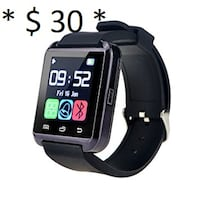 SMARTWATCH MONTRE SPORT BLUETOOTH 3.0 POUR SMARTPHONE ANDROID & IOS