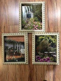 3pc Wall Picture Frame Mississauga