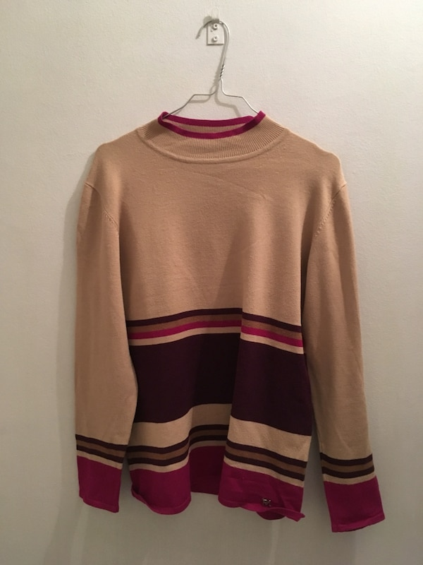 Pull fin Paul Mausner taille M