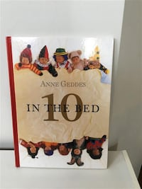 Anne Geddes - 10 In The Bed hard cover
