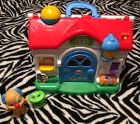 Fisher-Price Laugh & Learn Puppy's Activity Home Hermitage, 16148