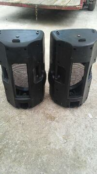 No speakers just cases..  Brownsville, 78521