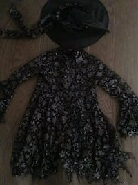 Little Girls Witch Costume Lake Frederick, 22630