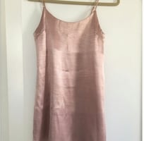 Urban Outfitters Satin Shift Dress!!