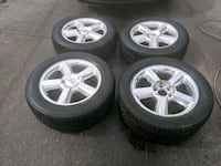 20 IN CHEVY OR GMC WHEELS  Baltimore, 21215