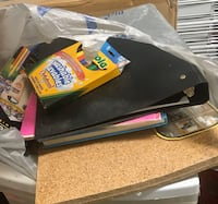 Assorted School/ Office/ Art Supplies Toronto, M1P 4V9