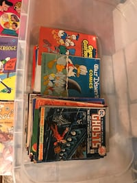 Tons of Comic books from the 1950's and 1960's San Jose, 95134