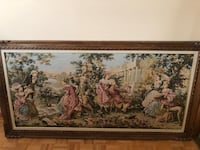 Wall decoration frame Laval