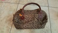 Brown Hearts Dooney & Bourke Purse Stockton, 95219