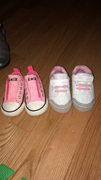 Infant Converse and Nike shoes Vaughan, L4L 1A6