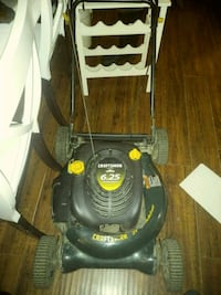 Craftsman 6.25 Mulcher Lawnmower $130 FIRM