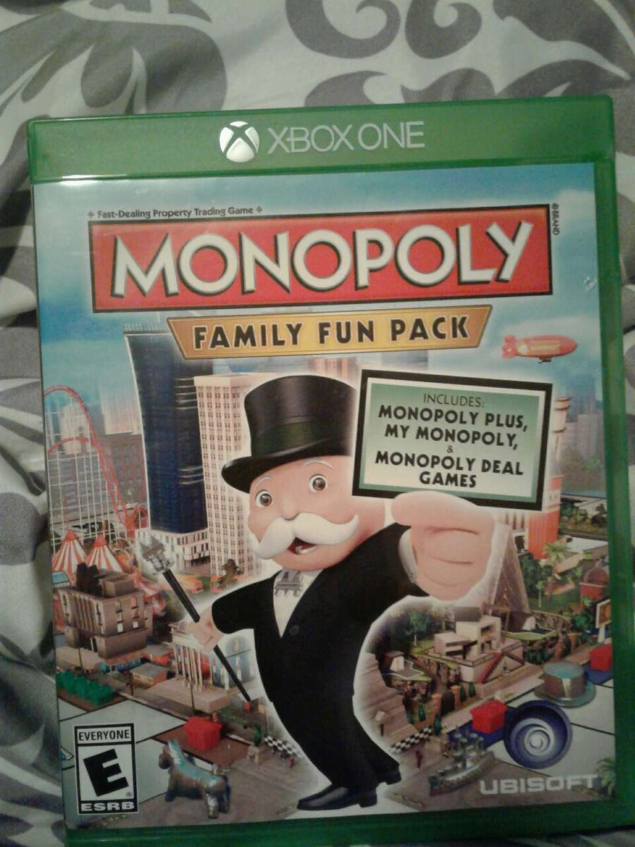 Monopoly Game For Xbox 1 : Letgo xbox one monopoly family fun game in olathe ks