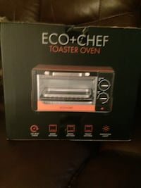 Toaster oven.  New