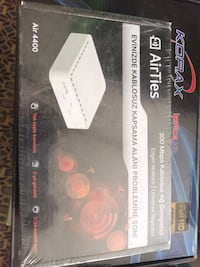 Airties 4400 router Istanbul