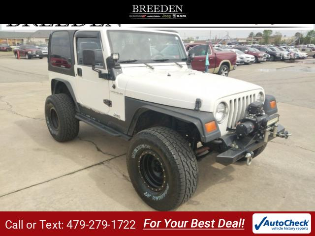 Photo 1998 Jeep Wrangler Sport hatchback Stone White Clear Coat