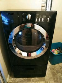 Washer and dryer set Americus