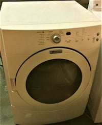 Maytag Front Load Electric Dryer Brentwood