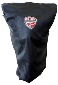 XXL OUTDOOR WATERPROOF MOTORCYCLE COVER - BLACK LIGHTWEIGHT WITH STORAGE BAG  BRAND NEW Victorville, 92392
