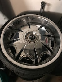 22 inch rims Saint Petersburg, 33705