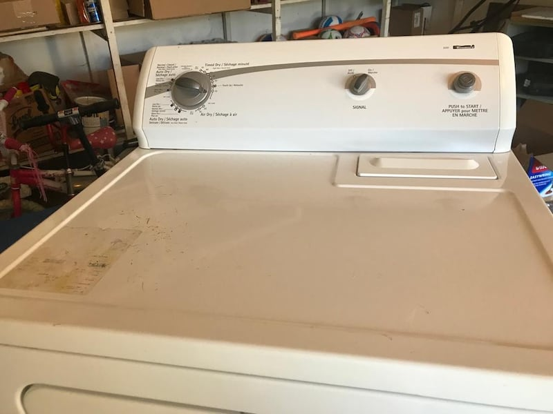Kenmore washer and dryer 21c4e156-aa43-4d71-8d21-bad86213cdcc
