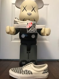 Fear of God Vans dx white black Mississauga, L5L 1G4
