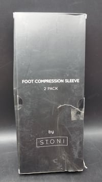 Foot Compression Sleeve 2 Pack by Stoni Corona
