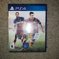 PS4 Fifa 15 game case Smithsburg, 21783