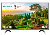 Tele 4 k smart tv 50 Pulgadas  Elche, 03203
