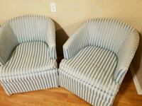Small armchairs  Oakville, L6L 6X6