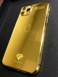 Apple iPhone 11 Pro Max 24K  GOLD  OSLO