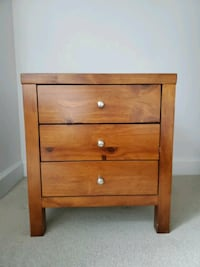 Solid cherry wood small chest of drawers / dresser Arlington, 22201