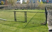 Chain link fence 4ft tall  Leesburg
