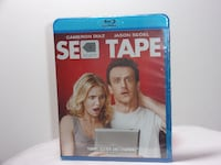 Brand New Sex Tape on Blu-Ray DVD Sealed Beaumont