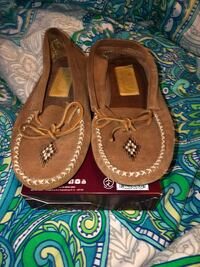 moccasin flats shoes