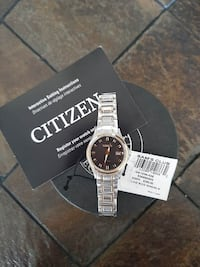 Citizen Eco-Drive Women's Silhouette Watch Toronto