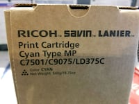 New Ricoh Cyan print cartridge Mount Prospect, 60056